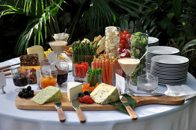 Summer party ideas simple foods