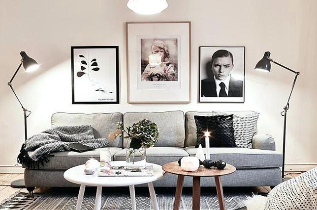 how to do Scandinavian interior design