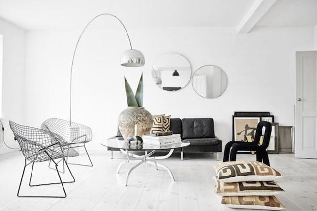 Scandinavian flooring