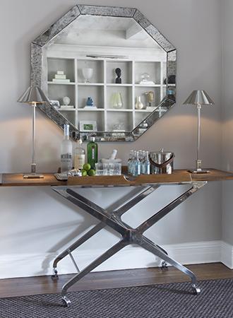 Bar carts decorate inspiration