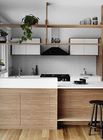 Kitchen remodel plans