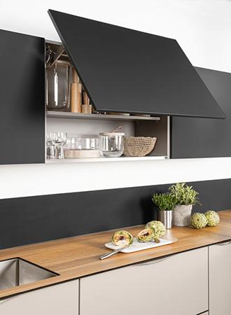 Kitchen remodel storage ideas