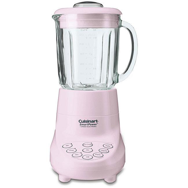 light pink mixer