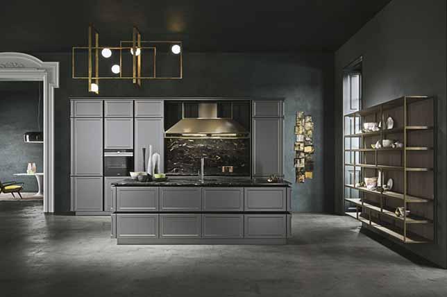 Kitchen color interior design trends