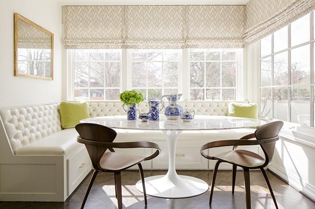 Trends in modern kitchen interiors