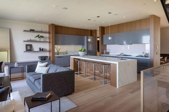 2018 kitchen floor plans interior design trends