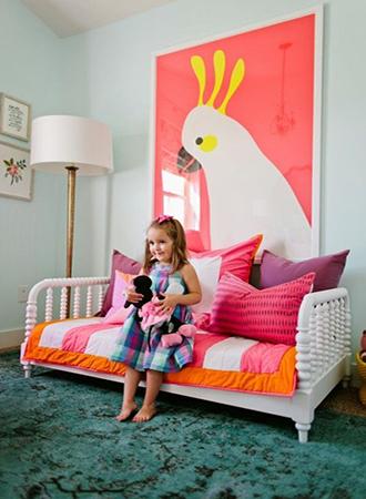 Child friendly decor