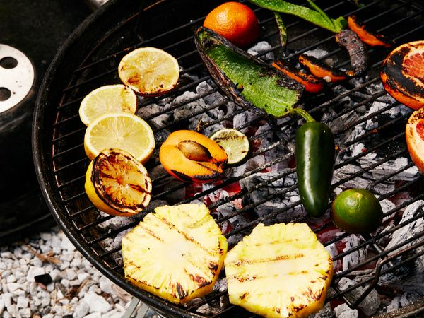 Summer fun barbecues