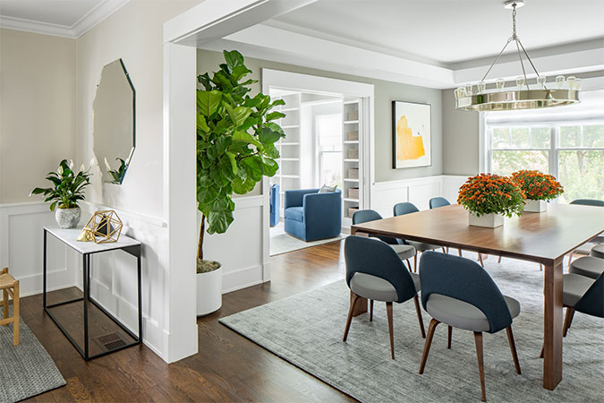 Lift windows and furniture to avoid interior design mistakes