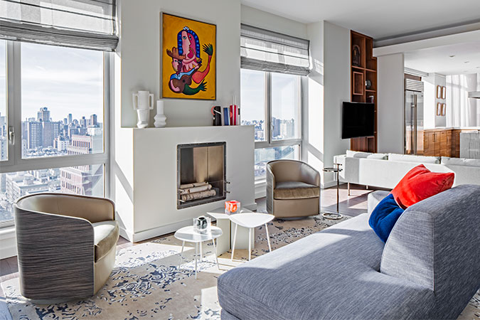Turning your living spaces into showrooms is a common design mistake