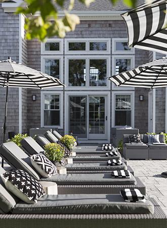 Hamptons interior-exterior design renovation