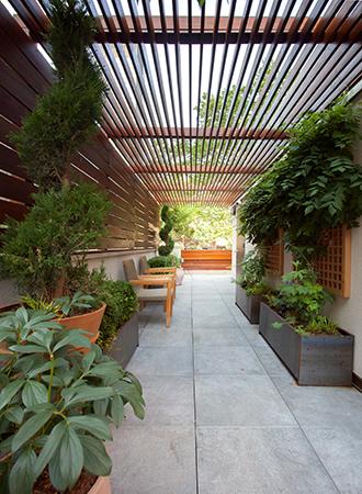 Backyard furniture provides inspiration
