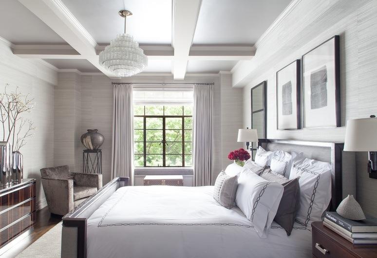 Hotel-worthy bed neutrals