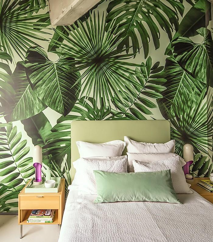 Summer design trends tropical prints