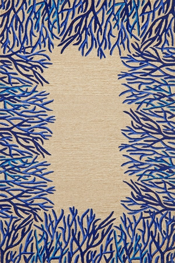 blue coral edge outer carpet