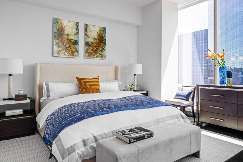 After a 57 master bedroom transformation