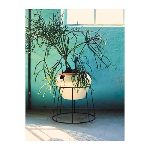 Indoor plants self-watering planters