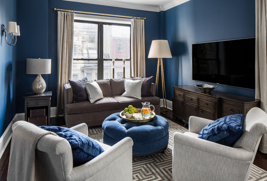 comfortable living room colors