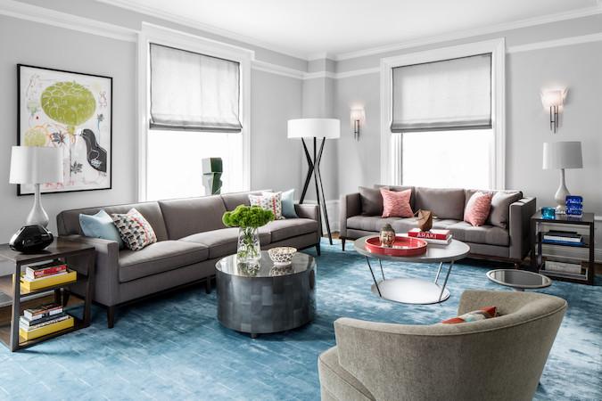 comfortable living room carpet