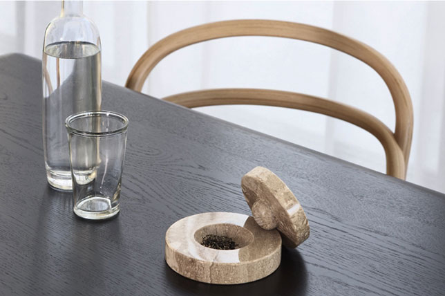 Last minute Christmas gifts table mortar