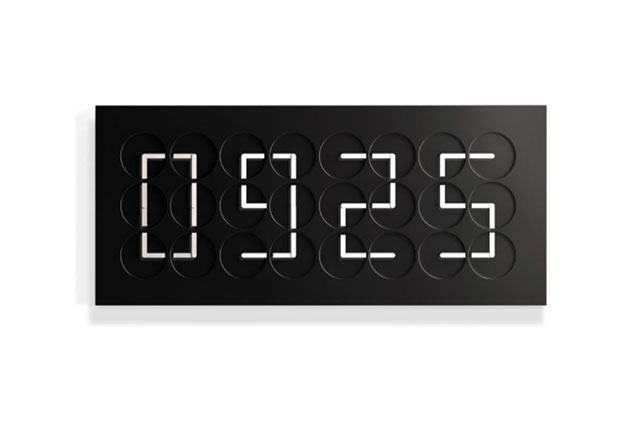 Last minute design gifts clock