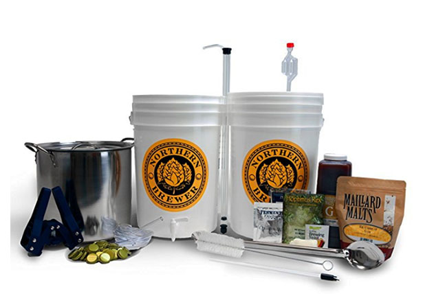 Last minute Christmas gifts brew kit