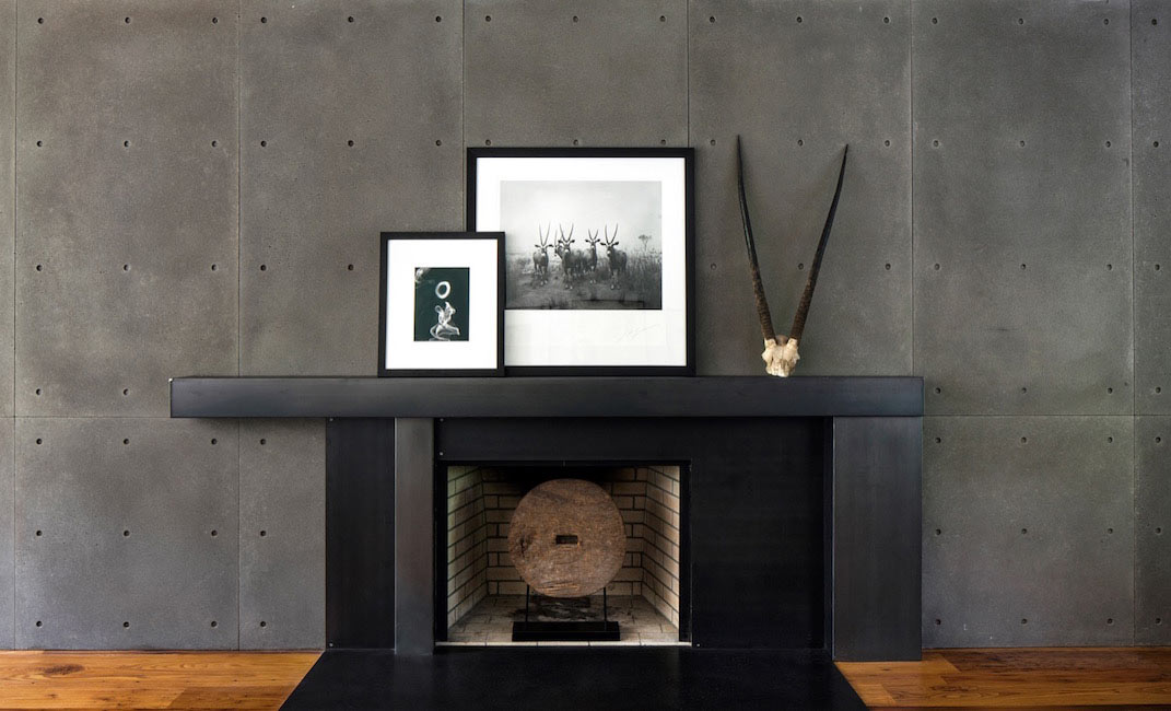 New England Colonial Chimney