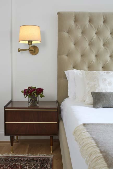 small bedroom tips sconces