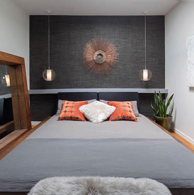small bedroom tips shelf