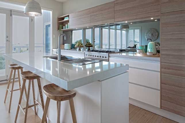 Bright little kitchen renovation