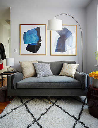 Variations of small room furniture
