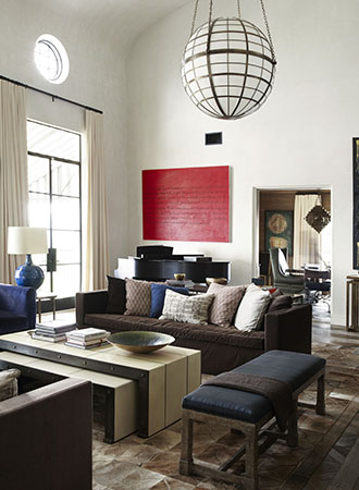 Intelligent decoration tips for small living rooms