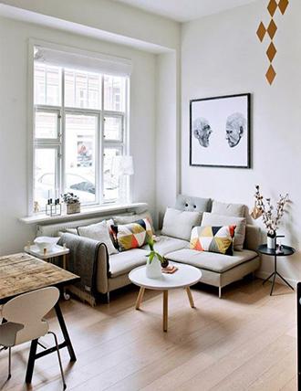 Small living room apartment decorating ideas