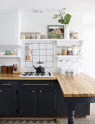 Small space-saving kitchen decor ideas