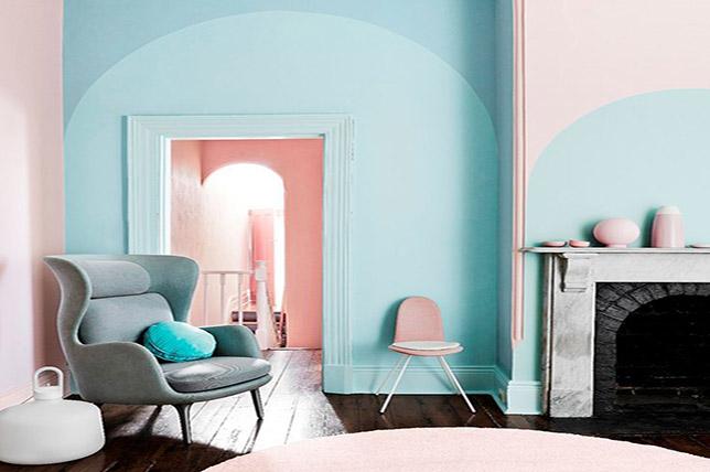 small space interior design color trends