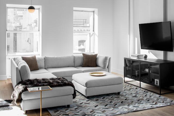 gray sofa carpet