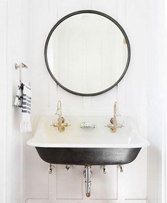 Bucket sink design trends