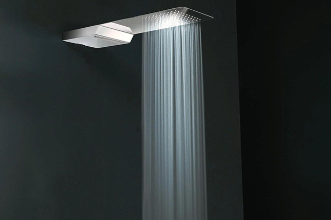 Modern water-saving shower head