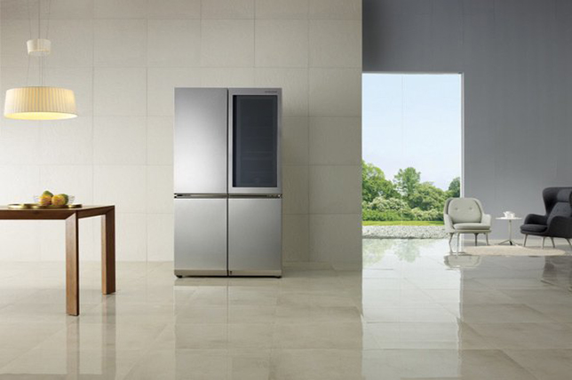 Energy saving kitchen appliances