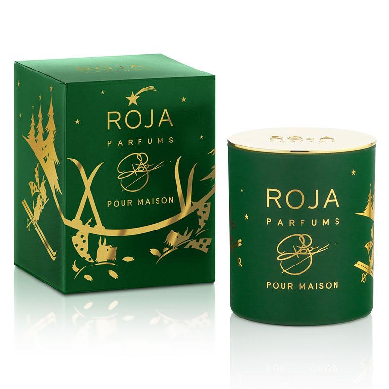 Home fragrances for those who love Christmas snow