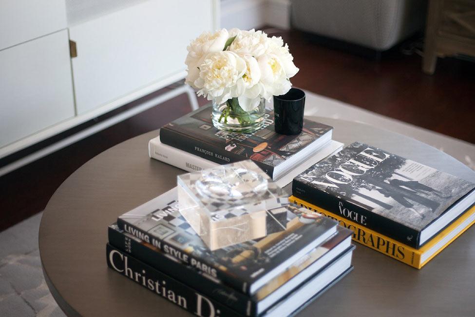 decorative items books