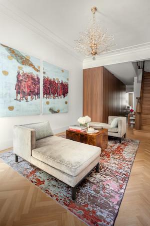 Carpet color