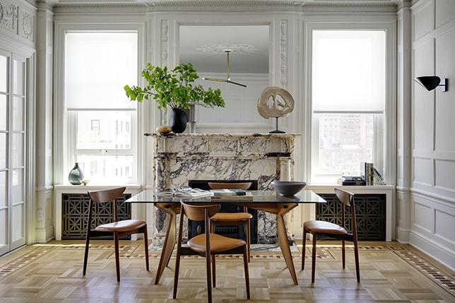 New York interior designer collection