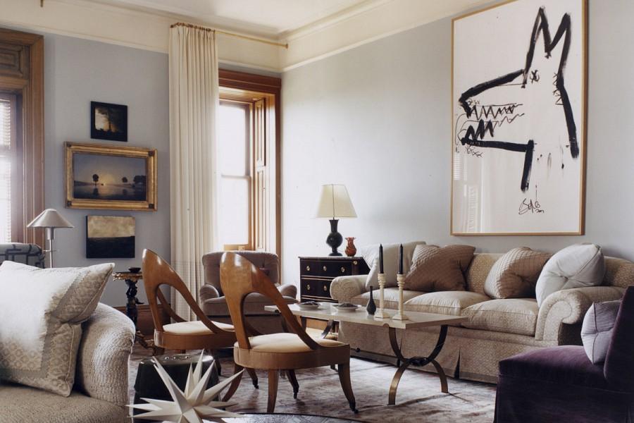 Top NYC interior designer Jeffrey Bilhuber