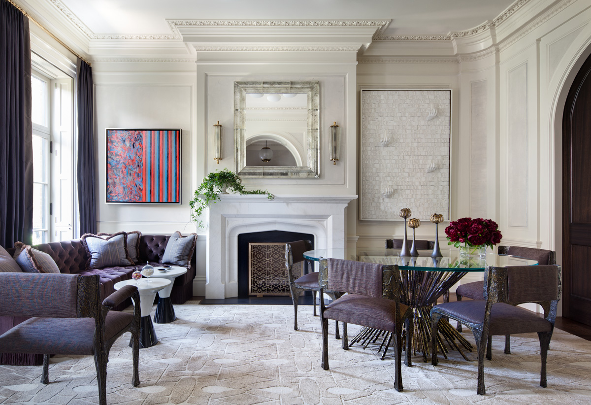 Top NYC interior designer Shawn Henderson