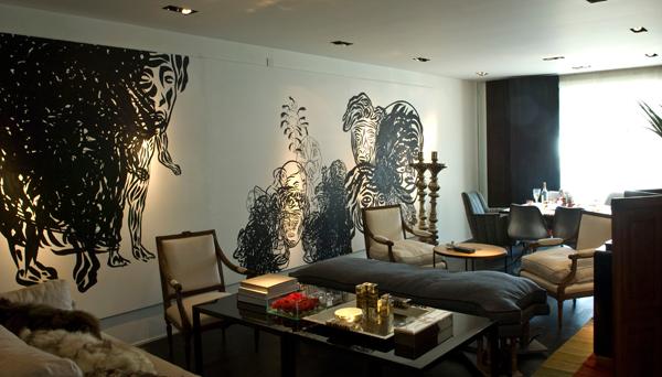 Manhattan Interior Designer Interior Designer Tony Chi