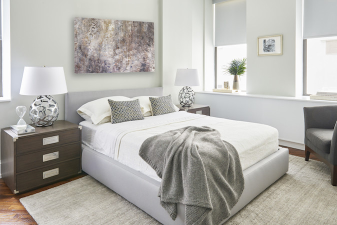 Decorate with a neutral palette
