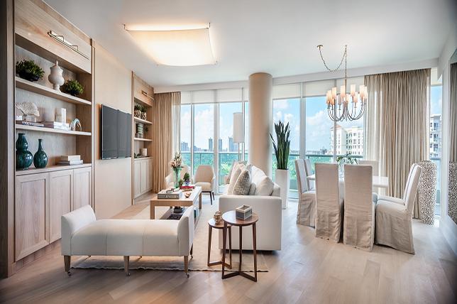 Luxury interior designer Miami