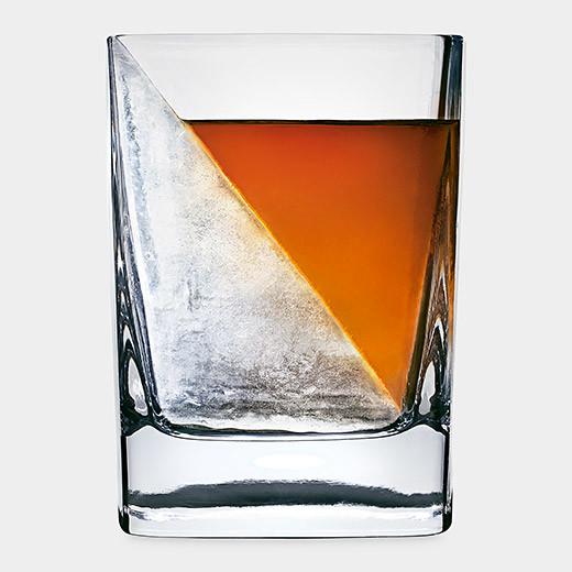 Whiskey ice wedge