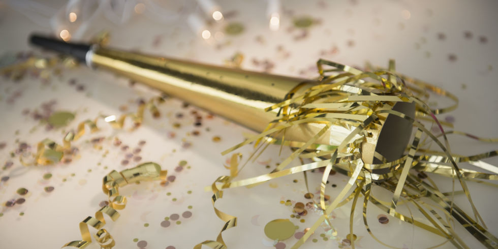 how to stay on New Year's Eve